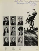 1972 Cajon High School Yearbook Page 150 & 151