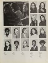1972 Cajon High School Yearbook Page 152 & 153