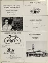 1972 Cajon High School Yearbook Page 176 & 177