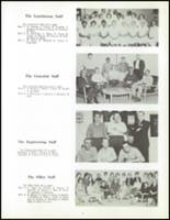 1961 Mumford High School Yearbook Page 8 & 9
