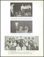 1961 Mumford High School Yearbook Page 14 & 15