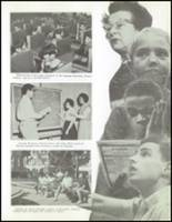 1961 Mumford High School Yearbook Page 20 & 21