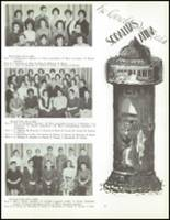 1961 Mumford High School Yearbook Page 22 & 23