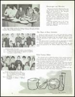 1961 Mumford High School Yearbook Page 28 & 29