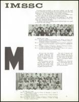 1961 Mumford High School Yearbook Page 38 & 39