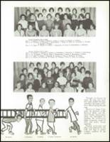 1961 Mumford High School Yearbook Page 42 & 43