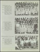 1961 Mumford High School Yearbook Page 58 & 59