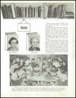 1961 Mumford High School Yearbook Page 62 & 63
