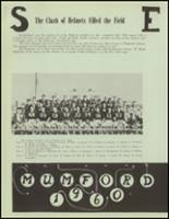 1961 Mumford High School Yearbook Page 72 & 73