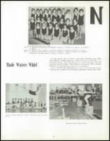 1961 Mumford High School Yearbook Page 76 & 77