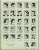 1961 Mumford High School Yearbook Page 88 & 89