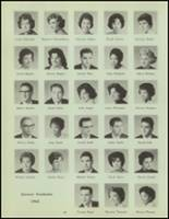 1961 Mumford High School Yearbook Page 92 & 93