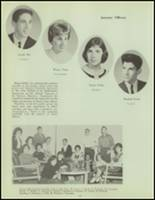 1961 Mumford High School Yearbook Page 94 & 95