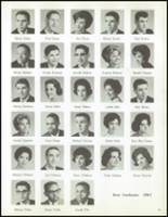 1961 Mumford High School Yearbook Page 100 & 101