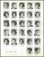 1961 Mumford High School Yearbook Page 104 & 105