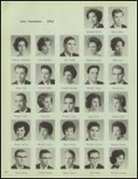 1961 Mumford High School Yearbook Page 108 & 109