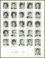 1961 Mumford High School Yearbook Page 116 & 117
