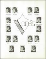 1961 Mumford High School Yearbook Page 134 & 135