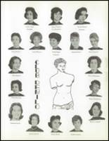 1961 Mumford High School Yearbook Page 136 & 137