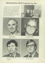1972 South Grand Prairie High School Yearbook Page 22 & 23