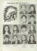 1972 South Grand Prairie High School Yearbook Page 40 & 41