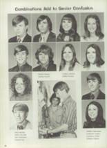 1972 South Grand Prairie High School Yearbook Page 44 & 45