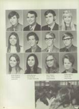 1972 South Grand Prairie High School Yearbook Page 46 & 47