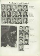 1972 South Grand Prairie High School Yearbook Page 60 & 61