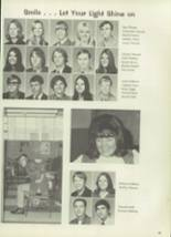 1972 South Grand Prairie High School Yearbook Page 66 & 67