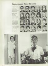 1972 South Grand Prairie High School Yearbook Page 76 & 77
