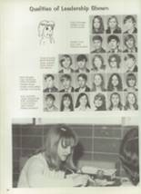 1972 South Grand Prairie High School Yearbook Page 80 & 81