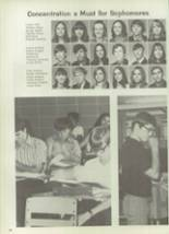 1972 South Grand Prairie High School Yearbook Page 82 & 83