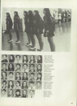 1972 South Grand Prairie High School Yearbook Page 92 & 93