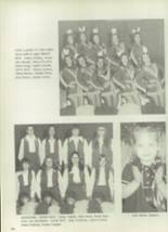 1972 South Grand Prairie High School Yearbook Page 104 & 105