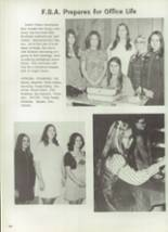 1972 South Grand Prairie High School Yearbook Page 124 & 125
