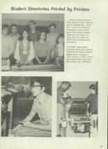 1972 South Grand Prairie High School Yearbook Page 130 & 131