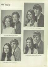 1972 South Grand Prairie High School Yearbook Page 138 & 139