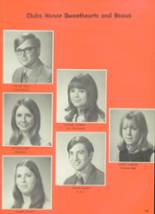 1972 South Grand Prairie High School Yearbook Page 152 & 153