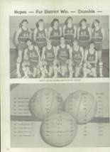 1972 South Grand Prairie High School Yearbook Page 178 & 179