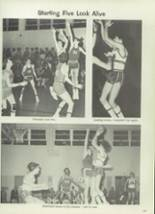 1972 South Grand Prairie High School Yearbook Page 180 & 181