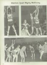 1972 South Grand Prairie High School Yearbook Page 182 & 183