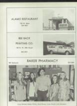 1972 South Grand Prairie High School Yearbook Page 206 & 207