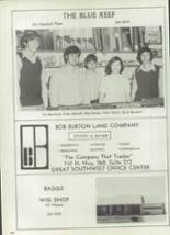 1972 South Grand Prairie High School Yearbook Page 208 & 209