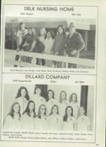 1972 South Grand Prairie High School Yearbook Page 212 & 213