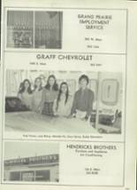 1972 South Grand Prairie High School Yearbook Page 218 & 219