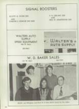 1972 South Grand Prairie High School Yearbook Page 234 & 235