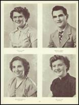1951 Shiloh High School Yearbook Page 14 & 15