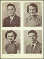 1951 Shiloh High School Yearbook Page 16 & 17