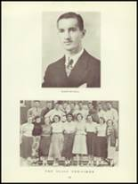 1951 Shiloh High School Yearbook Page 18 & 19