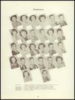1951 Shiloh High School Yearbook Page 34 & 35